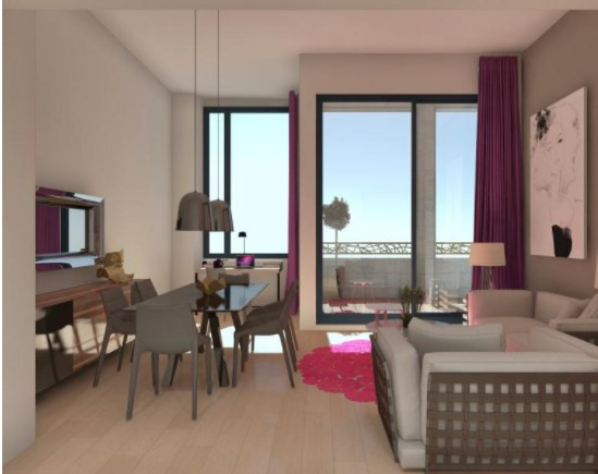 Investment property apartment La rochelle 504 888€ - Picture 2