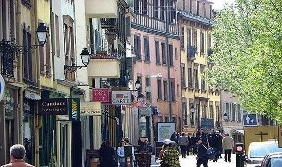 Vente local commercial Strasbourg 99000€ - Photo 1