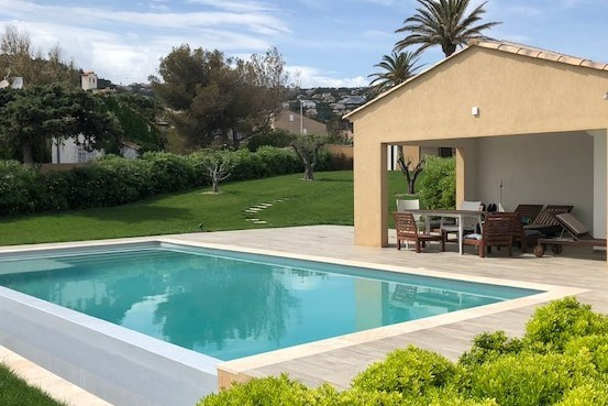 Location vacances maison / villa Les issambres 3 375€ - Photo 10