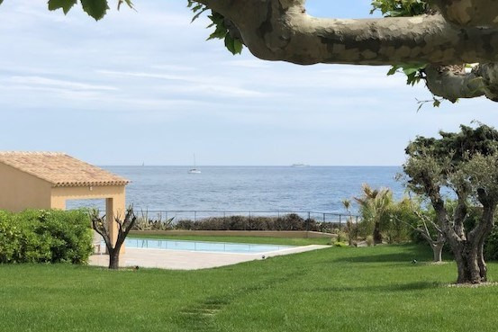 Location vacances maison / villa Les issambres 3 375€ - Photo 8