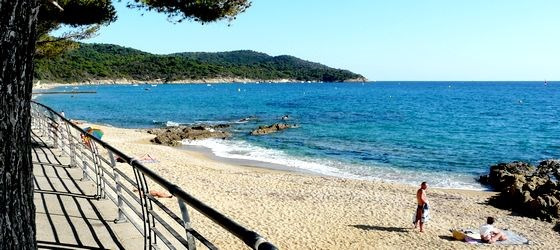 Vacation rental house / villa Cavalaire 1600€ - Picture 19