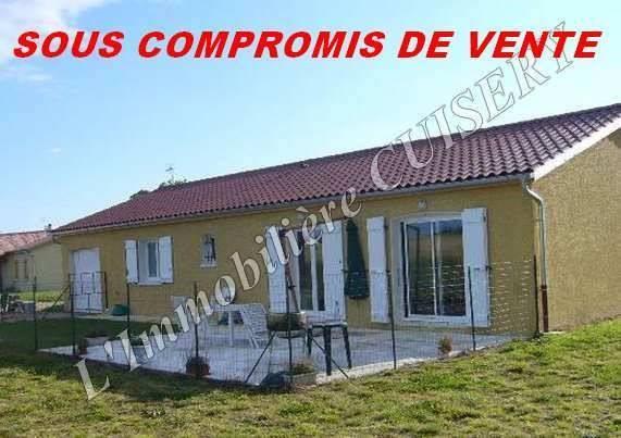 Vente maison / villa St trivier de courtes 159000€ - Photo 1
