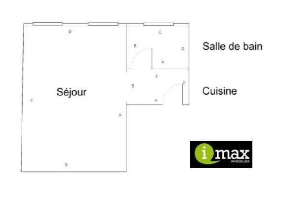 Sale apartment Paris 3ème 315000€ - Picture 6