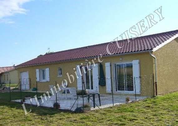 Sale house / villa St trivier de courtes 159000€ - Picture 1