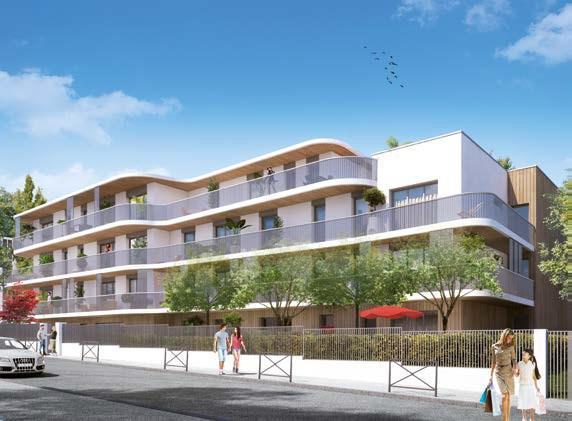New home sale program Meudon  - Picture 1