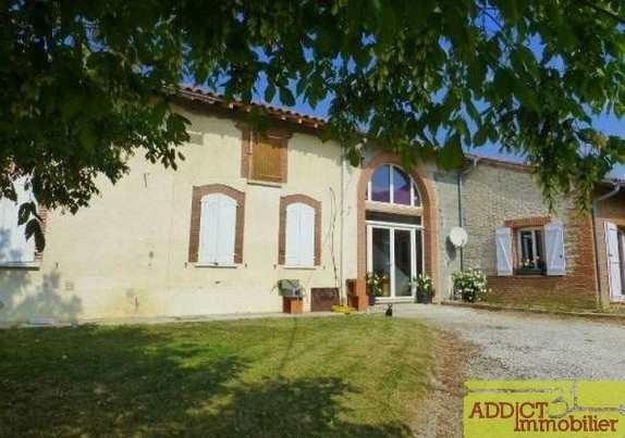 Vente de prestige maison / villa Verfeil 595000€ - Photo 1