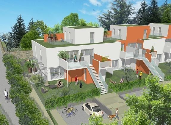 Verkoop nieuw  woningen op tekening Saint-genest-lerpt  - Foto 4