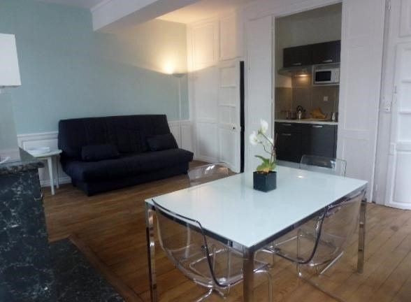 Rental apartment Fontainebleau 950€ CC - Picture 4