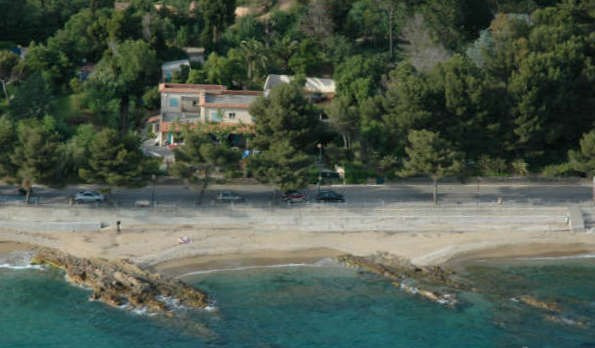 Vacation rental house / villa Cavalaire 1600€ - Picture 18
