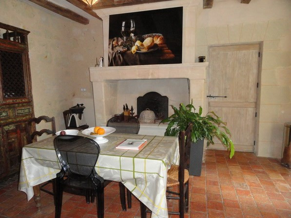 Deluxe sale house / villa Angers nord 25 mn 350000€ - Picture 6