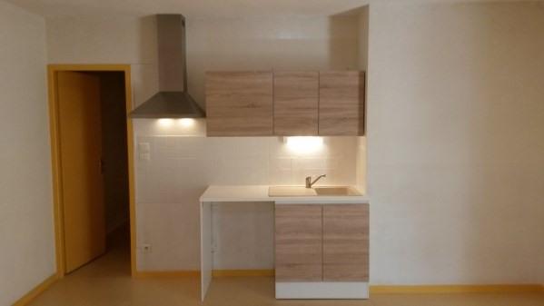 Rental apartment Virieu le grand 298€ CC - Picture 1