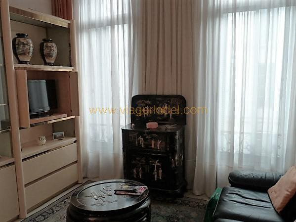 Viager appartement Marseille 2ème 82 500€ - Photo 1