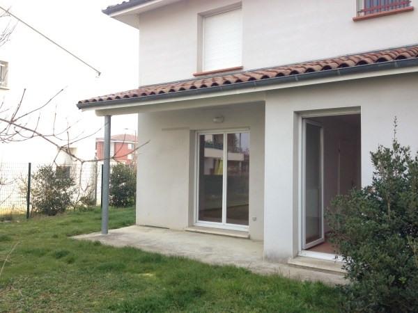 Location maison / villa La salvetat saint gilles 856€ CC - Photo 1