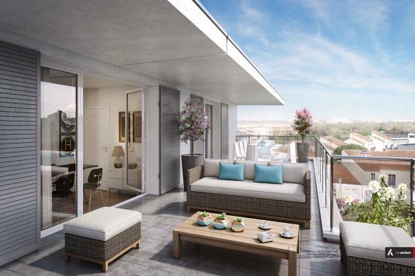 Produit d'investissement appartement La rochelle 223000€ - Photo 2