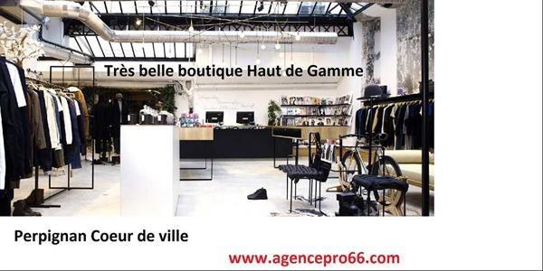 location local commercial perpignan 66000 local commercial de 230m ref 6605130 1. Black Bedroom Furniture Sets. Home Design Ideas