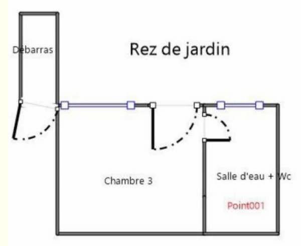 Sale house / villa Coye la foret 380000€ - Picture 8