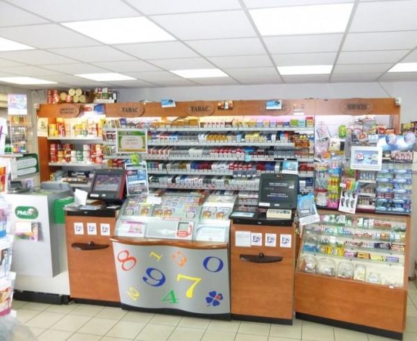 Fonds de commerce Tabac - Presse - Loto Lyon 7ème 0