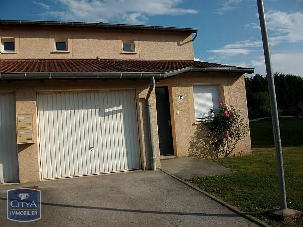 Vente maison / villa Montchanin 84 000€ - Photo 2