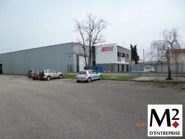 Location Local d'activités / Entrepôt Décines-Charpieu 0