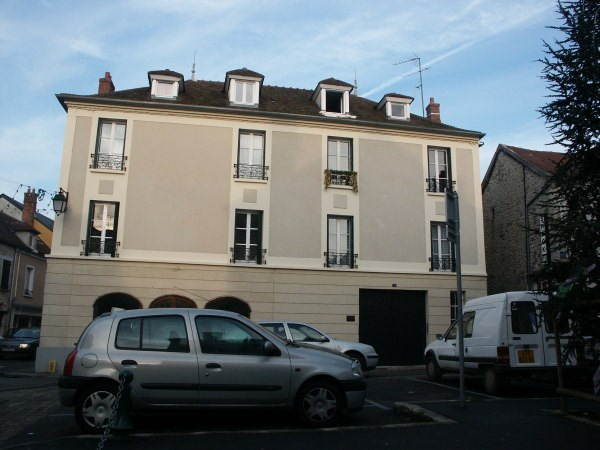 Rental apartment La ferte alais 460€ CC - Picture 1