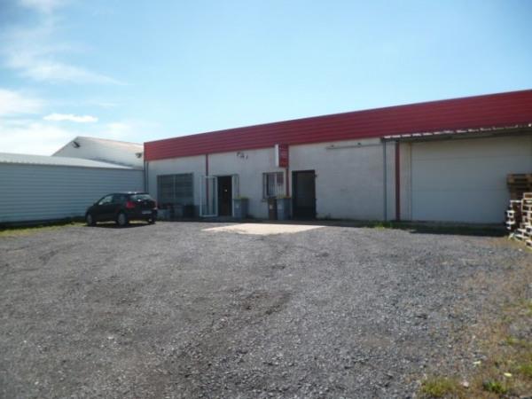Vente Local d'activités / Entrepôt Saint-Thibéry 0