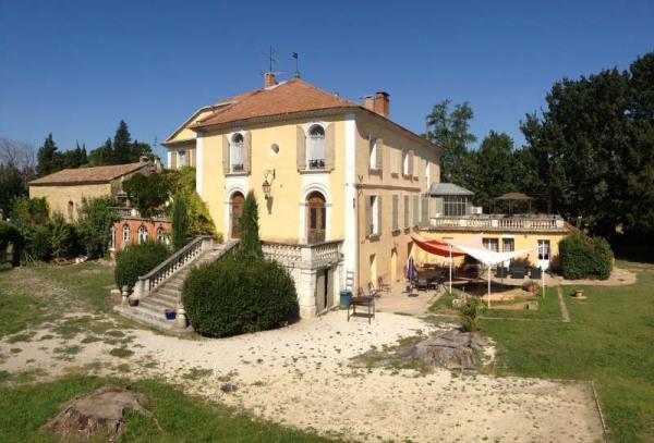 Типичный провансальский дом 16 комнат