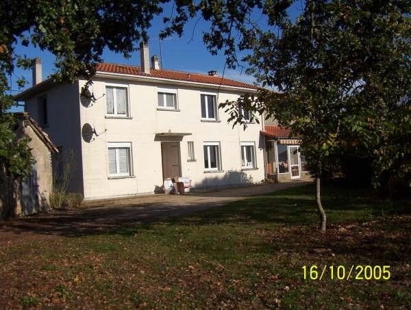 Sale house / villa Sousmoulins 87000€ - Picture 1