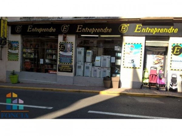 Vente Local commercial Menton 0