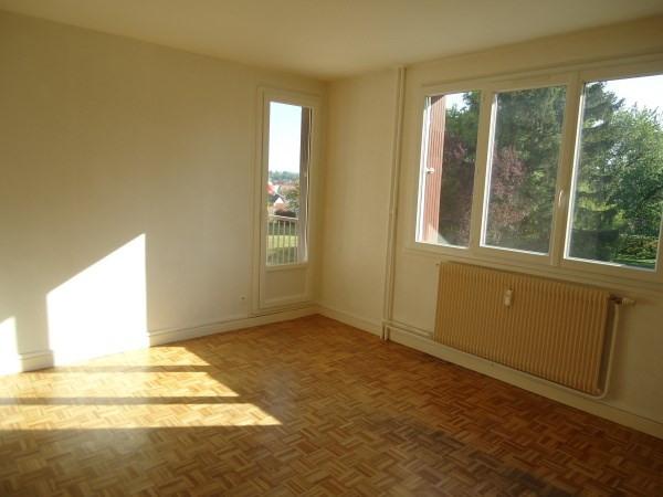 Rental apartment Pont de cheruy 630€ CC - Picture 1