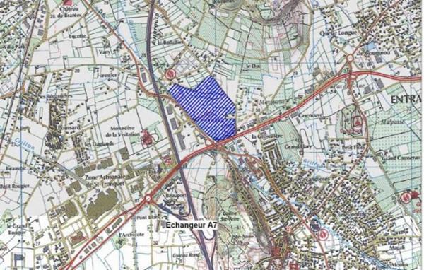 Location Local d'activités / Entrepôt Sorgues 0