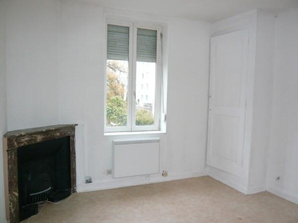 Rental apartment Pont de cheruy 460€ CC - Picture 1