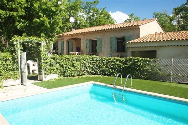 Vente maison / villa Le canton de fayence 420000€ - Photo 1