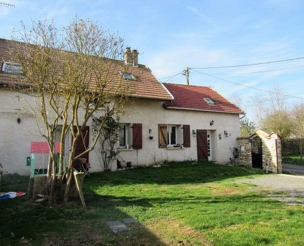 Sale house / villa Breval proche 272000€ - Picture 2