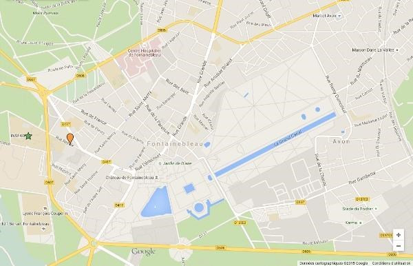 Location appartement Fontainebleau 640€ CC - Photo 11