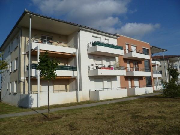 Rental apartment La salvetat st gilles 486€ CC - Picture 3
