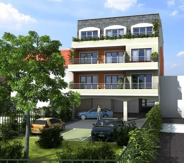 Rental apartment Draveil 780€ CC - Picture 2