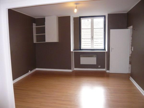 Rental apartment Cremieu 335€ CC - Picture 1