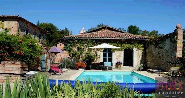 Deluxe sale house / villa Verfeil secteur 840000€ - Picture 2