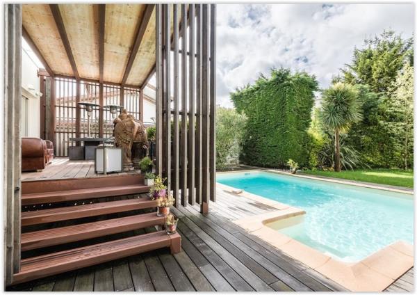Bordeaux Saint augustin - villa à vendre