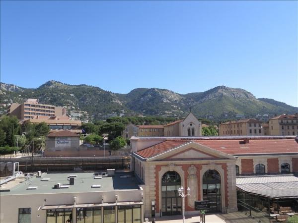 T5 + balcon haute ville