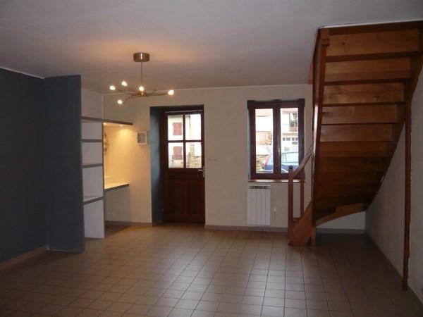 Rental house / villa Hieres sur amby 490€ CC - Picture 3