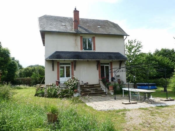 Sale house / villa Ivoy le pre 162000€ - Picture 2