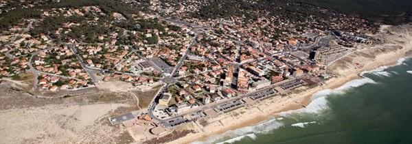 Vente terrain Lacanau ocean 367500€ - Photo 1