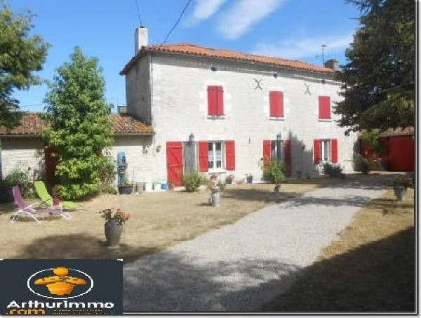 Sale house / villa Aulnay 232100€ - Picture 1