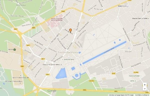 Location appartement Fontainebleau 765€ CC - Photo 24