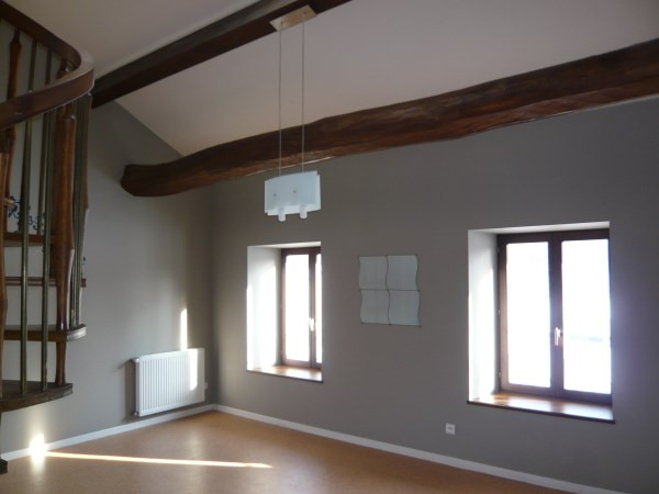 Rental apartment Chamagnieu 655€ CC - Picture 1