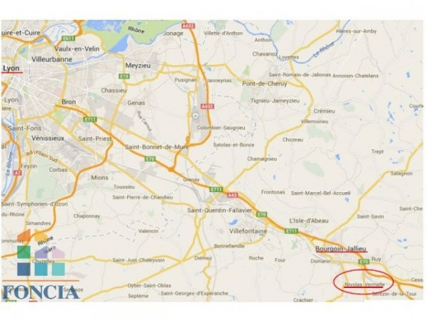 Location Local commercial Nivolas-Vermelle 0