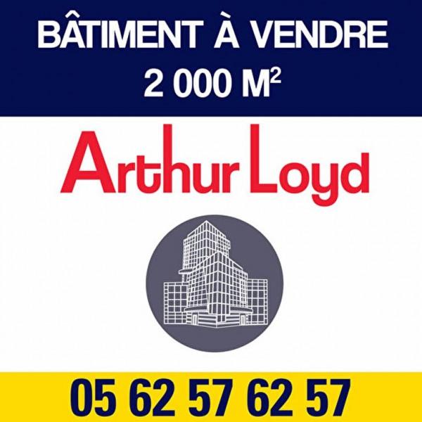 Vente Local d'activités / Entrepôt Toulouse 0
