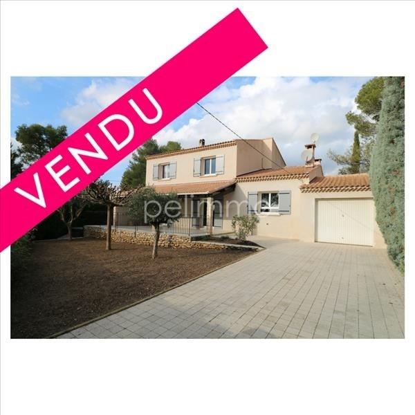 Vente maison / villa Pelissanne 525000€ - Photo 1