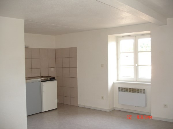 Rental apartment Cremieu 440€ CC - Picture 1